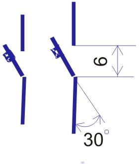 розетка на электрической схеме